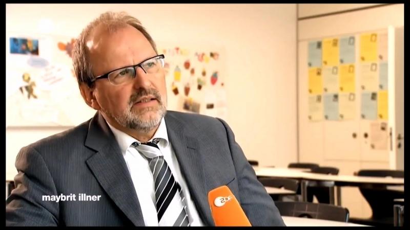 ZDF Zeigt An Deutschen Schulen wird gemessert Jüdische Mädchen bedroht