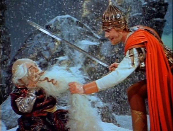 руслан и людмила битва руслана с головой
