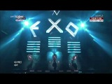 [720p] EXO - Miracles in December _Comeback Stage @Music Bank 131206