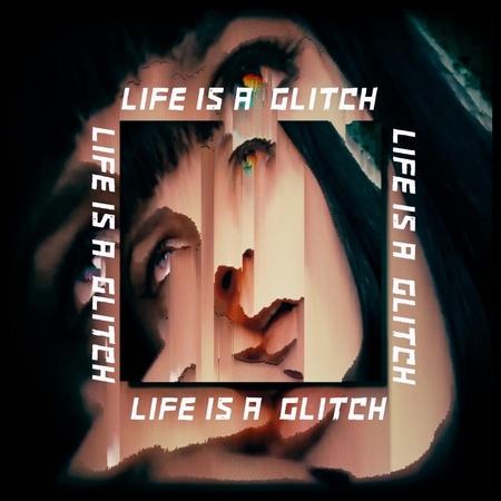 """☹edits☹ on Instagram """"LIFE IS A GLITCH • ↳ Ac I dont know ( ↳ Rt @el1ey @yuragg @phobedition @fa6ith @panda.nbk @sladkeehh Ib @reson6nce ..."""