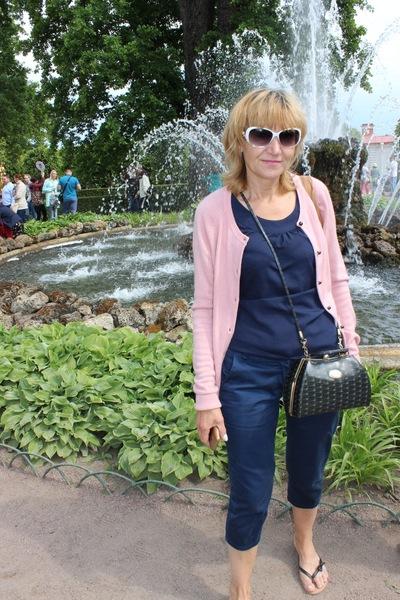 Людмила Бякина