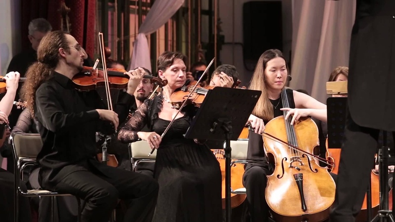 S.Prokofiev Romeo Juliet - Suite n°2 . Kostroma Symphony orchestra. Conductor - Pavel Gershtein.