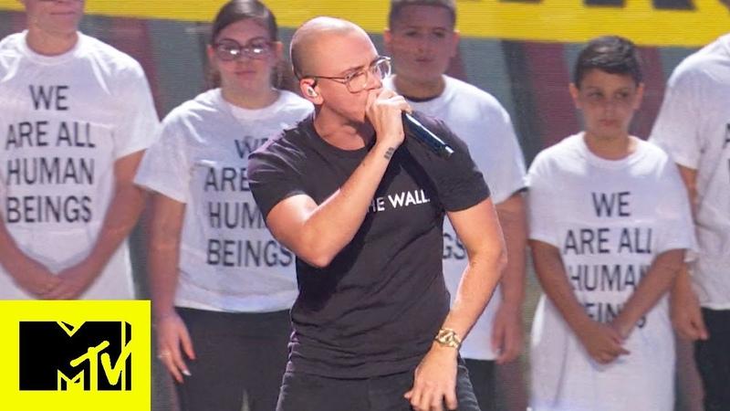 Logic Performs One Day ft Ryan Tedder MTV VMAs