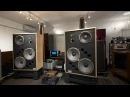 憧れのサウンド World's Greatest Speakers! KRS 4351 Bi-Amping by McIntosh MC1.2KW, DEQX HDP-4, 2x Hugo TT 8