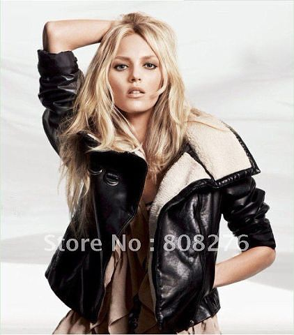 Womens leather jackets near me map