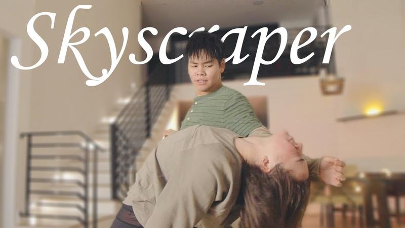 Sean and Kaycee - Skyscraper | D-trix Choreography