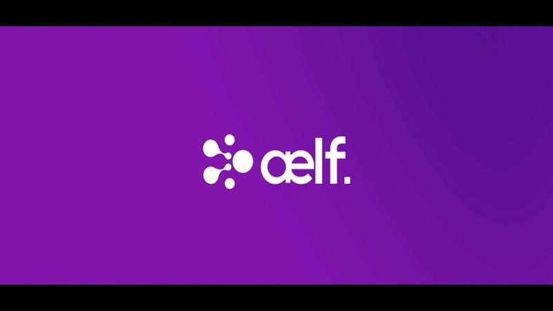 Aelf (ELF) - Decentralized Self-evolving Cloud Computing Network