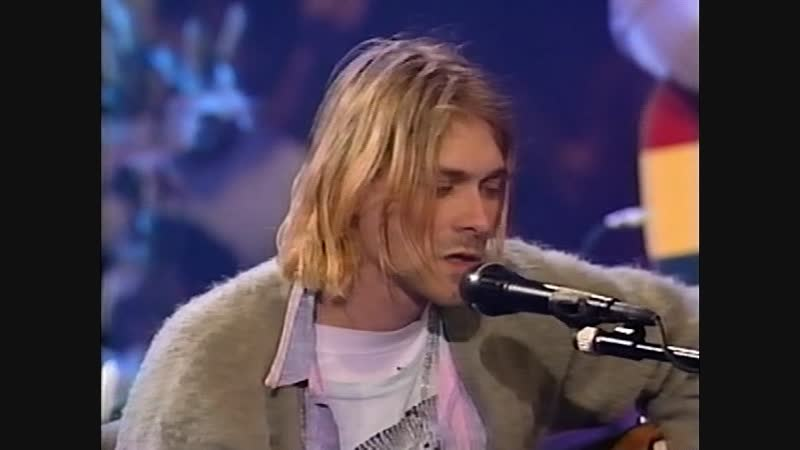 Nirvana_The Man Who Sold The World (From MTV Unplugged) (1994)
