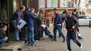 Футбольные фанаты 23.09.2018. произошла драка между фанатами ЦСК и Спартак. Около метро 1905 года