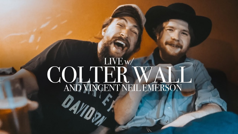 Went backstage w/Colter Vincent at his recent show in Vancouver!