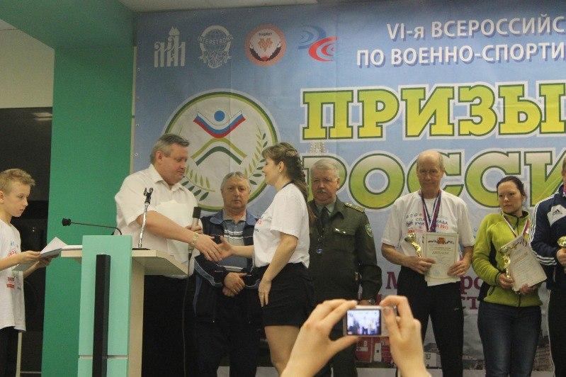 Таганрожцы достойно показали себя на Спартакиаде «ПРИЗЫВНИКИ РОССИИ - 2013»