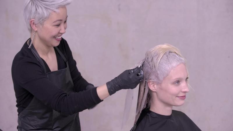 Blonde With Love - очень светлый блонд