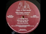 UBQ project feat Kathy Summers - Feel My Soul(aaron smith chicago mix)