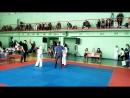 Соревнования по каратэ бой за 3 место
