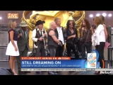 Aerosmith Love In An Elevator TODAY Show live