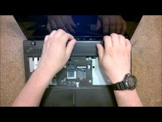 Как разобрать Ноутбук Acer Aspire 5742G ( Acer Aspire 5742G disassembly. How to replace HDD, RAM)