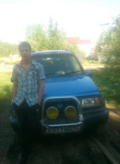 Роман Пашкин, 17 июня 1994, Олекминск, id146933425