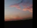 Вечерний закат