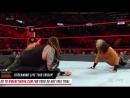 Woken Matt Hardy Bray Wyatt vs The Ascension Raw April 23 2018