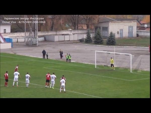 Отбить пенальти головой «Сумы» принимали «Горняк-Спорт»