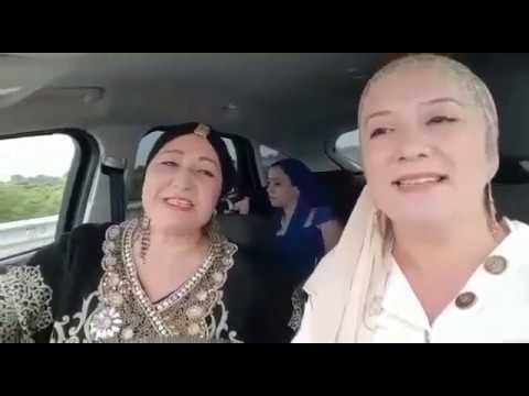 Зухра Маджидова и Юлдуз Валиева. Кумыкские песни