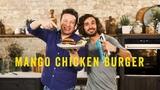 My Amazing Mango Chicken Burger from The Fat-Loss Plan Joe Wicks &amp Jamie Oliver