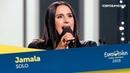 Jamala – Solo. Фінал. Національний відбір на Євробачення-2019