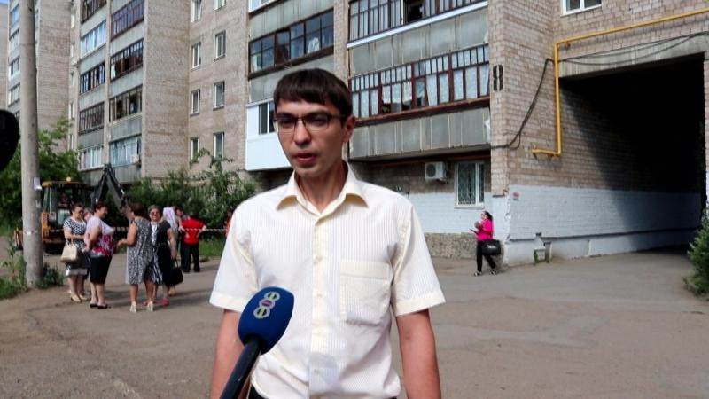 Капитальный ремонт двора по ул. М. Жукова, 6, 8