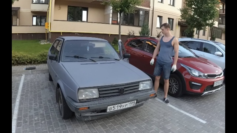 Автовлог - Серия 1 (история о том, как НЕ нужно покупать машины)
