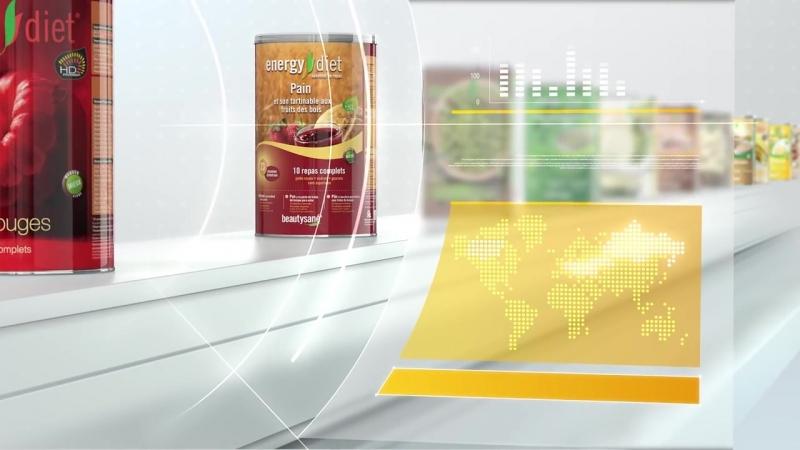Фильм о производстве Energy Diet NL International
