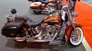 2014 Harley-Davidson CVO Softail Deluxe Walkaround - 2014 Toronto Motorcyle Show