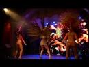 Бразильское шоу Карнавал Чаплин Холл