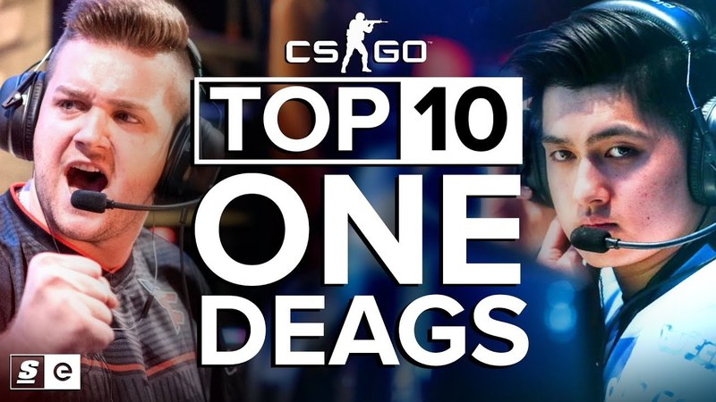 The Top 10 One Deags in CS:GO