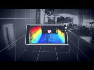 Google представила смартфон с 3D-сканером