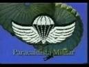Himno de los paracaidistas y mancha roja