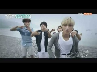 [VID] B1A4 - SOLODAY MV Korean (One Fine Day) version