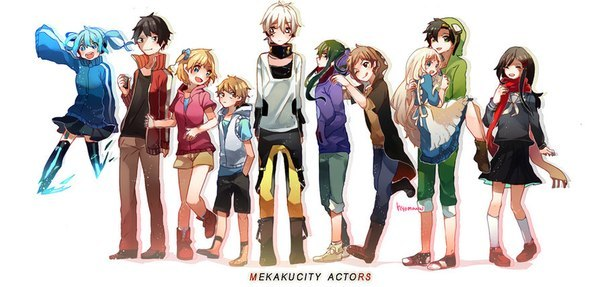 Mekakucity Actors - Image 2