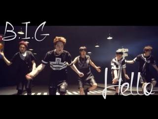 TRIPLE S   Debut Review   B.I.G   Hello (안녕하세요)
