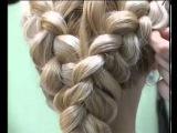 Как заплести косы красиво