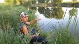 Рибалка в с.Надросвка Володарського р-н
