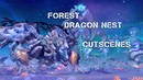 Dragon Nest - Апокриф 8 - Forest Dragon Nest Cutscenes - October update in Korea