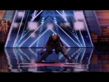 Contortionist Twisty Troy James SHOCKED The Judges on Americas Got Talent 2018