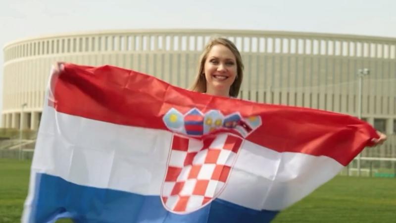 Sieg Kroatiens über Russland im Viertelfinale WM 2018