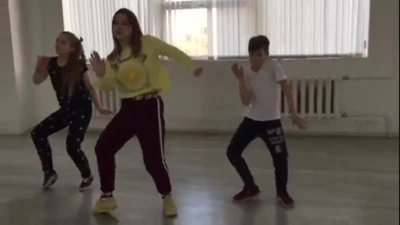 Burna Boy Rock Your Body choreo by NADI