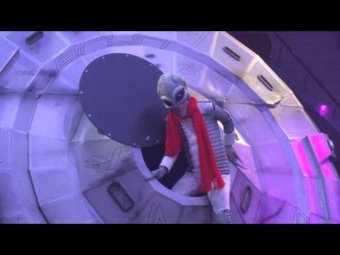 Сюжет ТСН24: В Тульский цирк прилетают инопланетяне