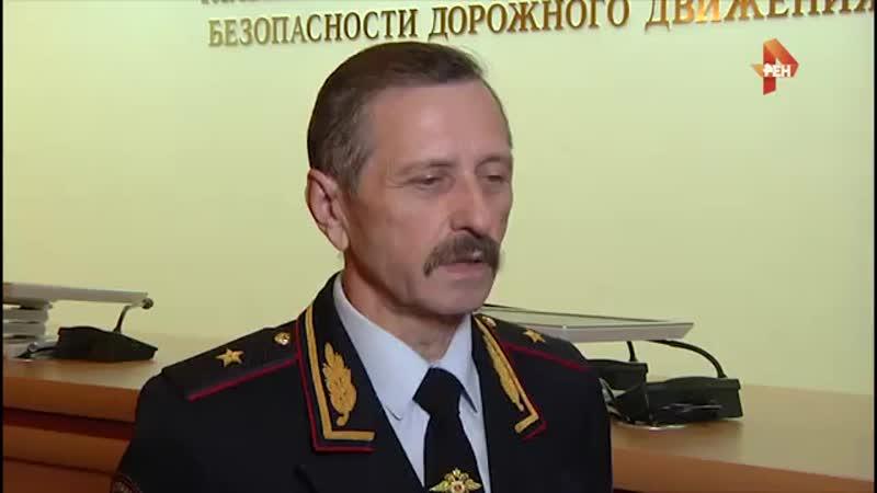 В МВД подтвердили решение не штрафовать за отсутствие знака Шипы