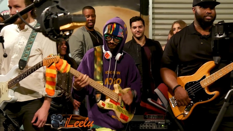 MonoNeon with Ghost-Note Live at the JammJam in Los Angeles