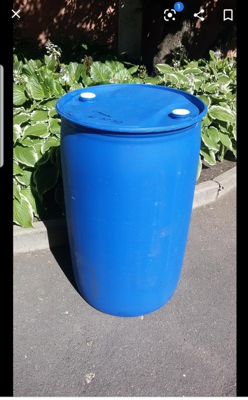 Купить бочки 227 литров  1500р | Объявления Орска и Новотроицка №5340