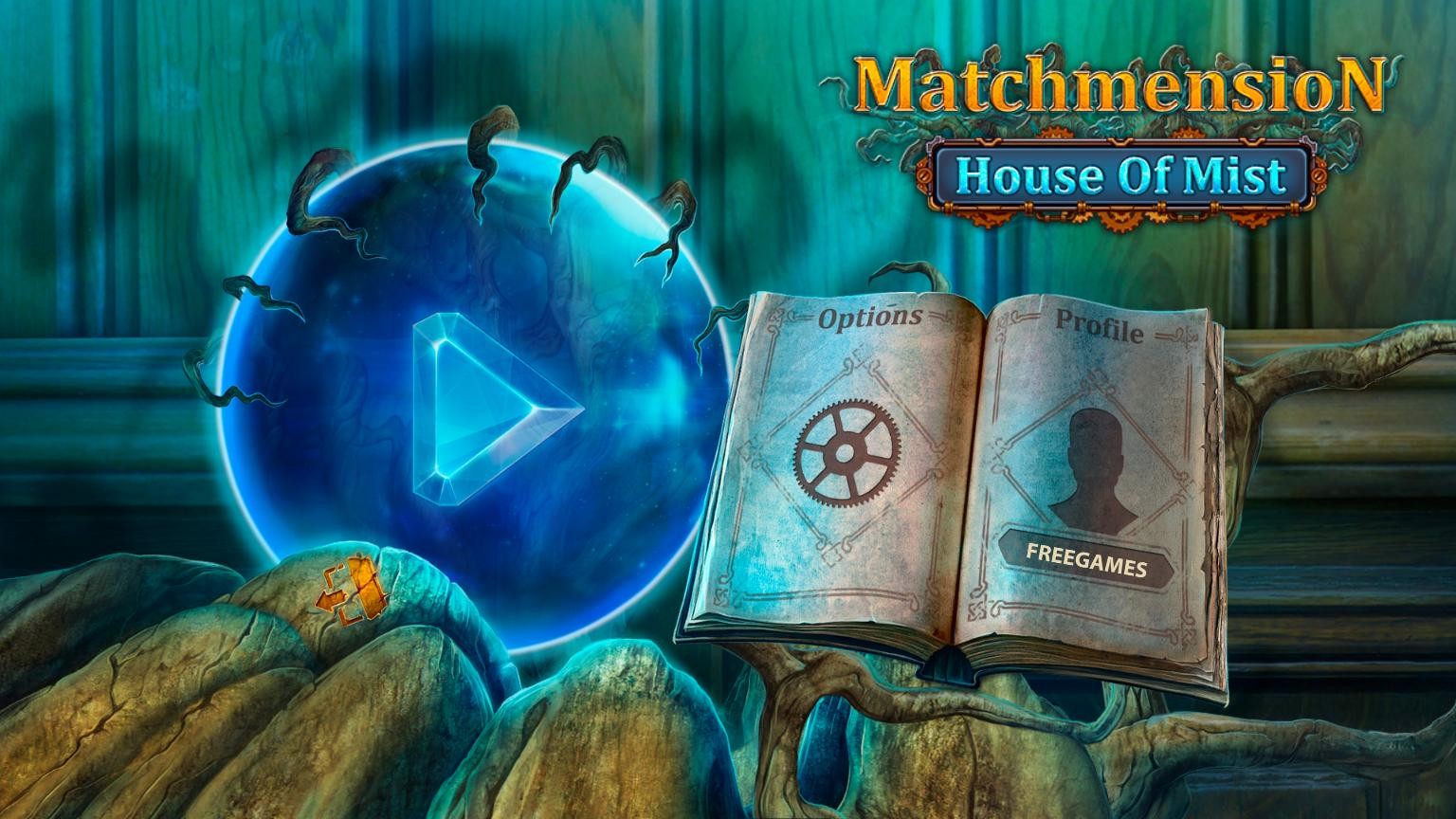 Matchmension: House of Mist (En)