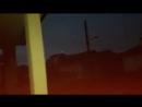 Близкий удар молнии в коммуне Орейан ( Верхние Пиренеи, Франция, 16.07.2018)